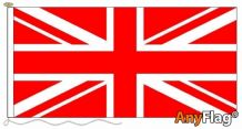 UNION JACK RED ANYFLAG RANGE - VARIOUS SIZES